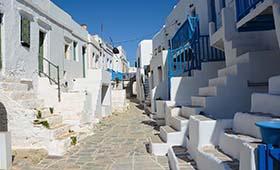Griekenland reizen