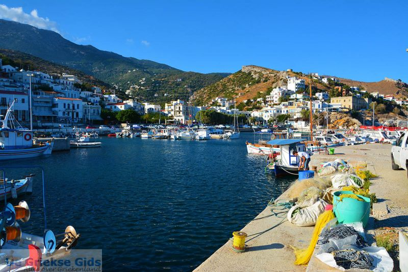 Agios Kirykos Ikaria