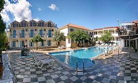 Theofilos (v/h Irini Resort)