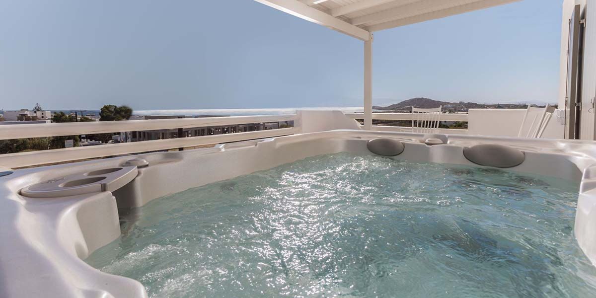 18 Grapes Hotel Naxos