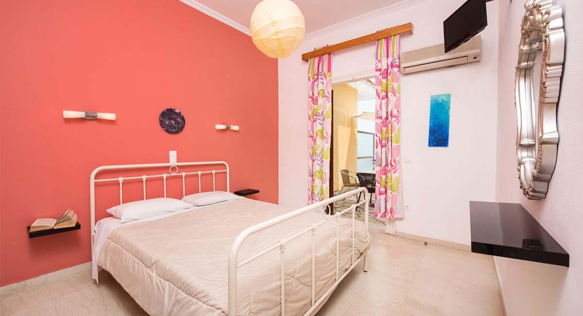 9 Muses Seaview Studios Corfu