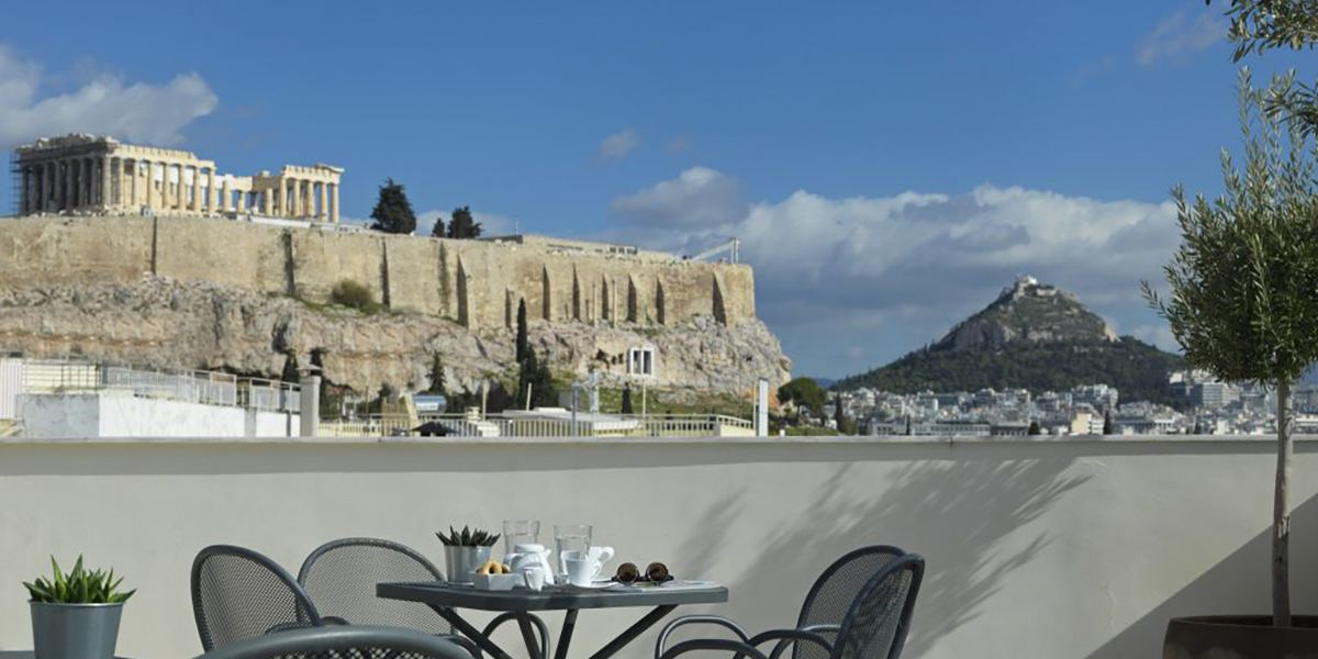 Acropolis Hill Hotel Athens