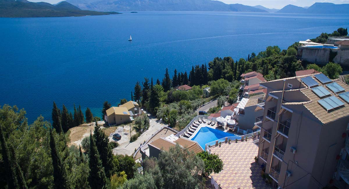 Adriatica apartments Lefkas