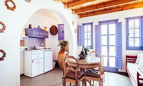 Aegagros Caldera Houses