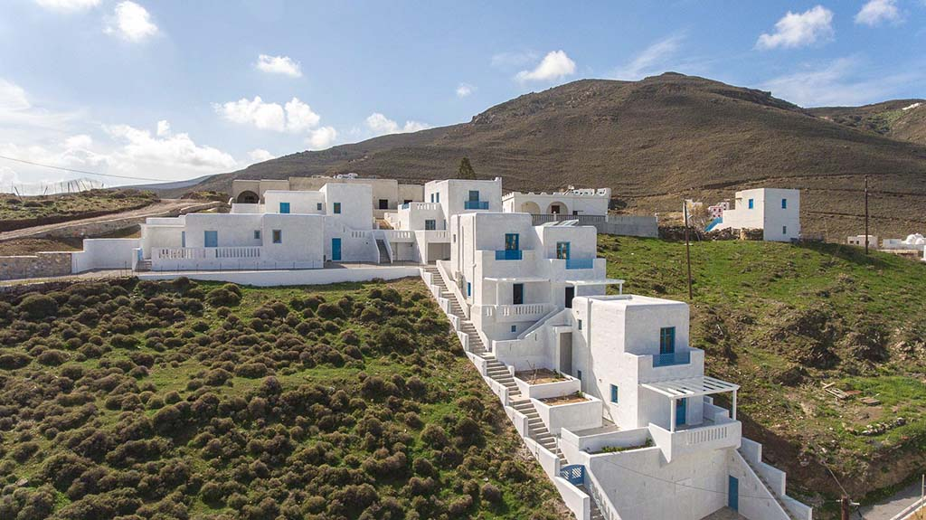 Aegean Sea Villas