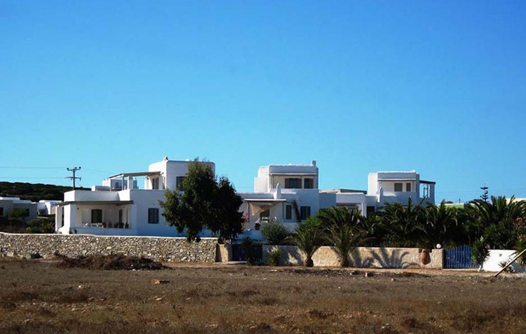 Aeraki Villas Paros