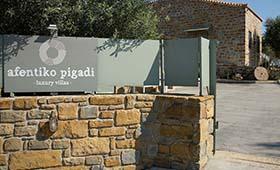 Afentiko Pigadi Messinia (Incl. auto)