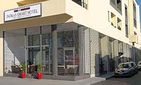 Airotel Patras (incl. auto)