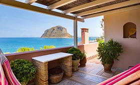 Aktaion Hotel Monemvasia