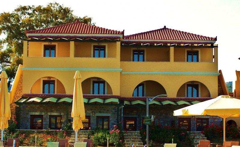Aktaion Resort Gythio
