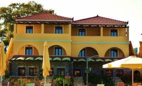 Aktaion Resort (incl. auto)