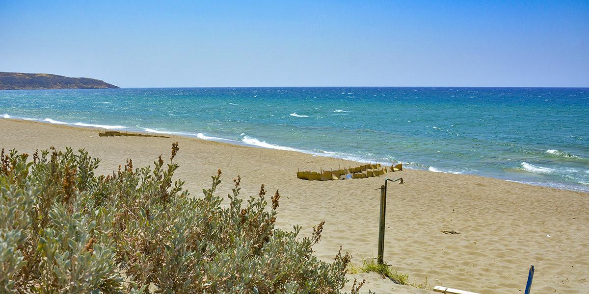 Alexander Hotel Kalamaki Zuid-Kreta
