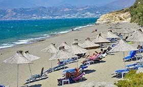 Alexander beach