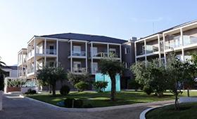 Alexandra Beach Spa Resort (incl. auto)