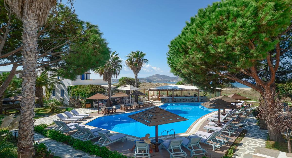 Alkyoni Beach Hotel