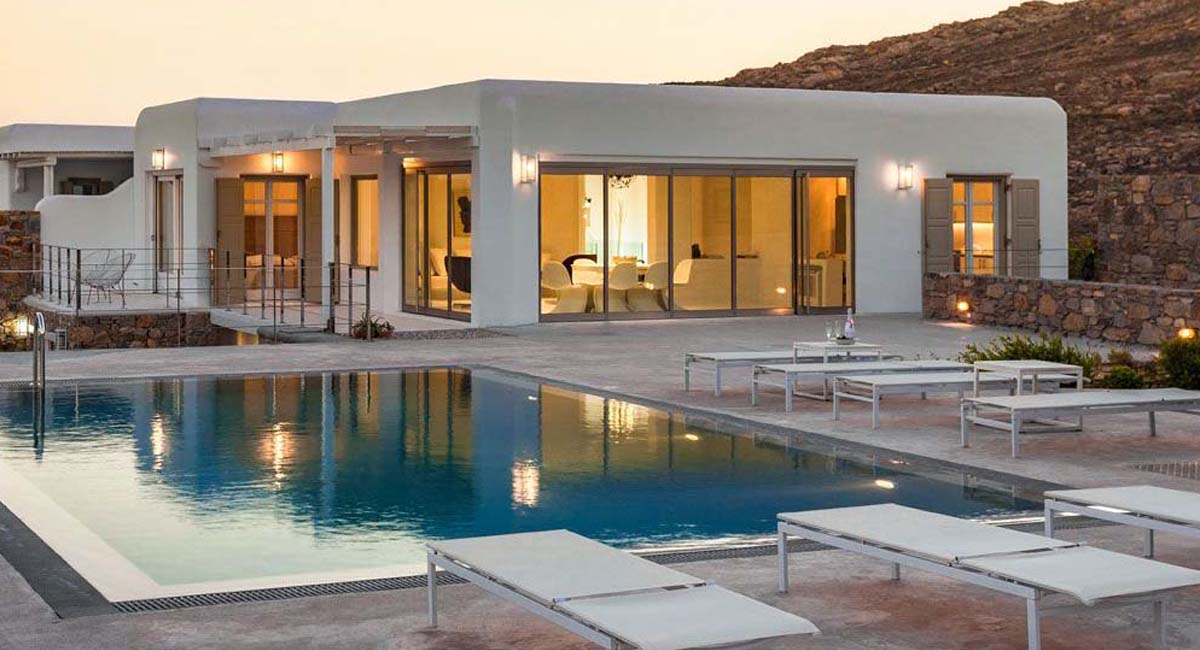 All Greek Villas Mykonos
