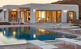All Greek Villas
