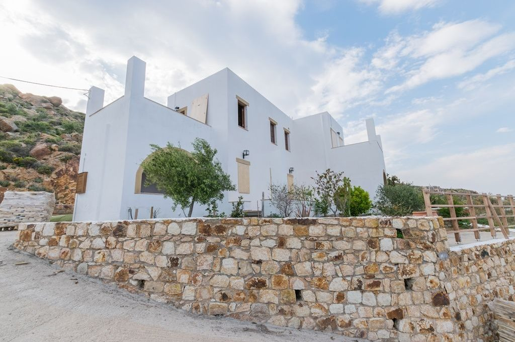 Allotina Houses Patmos