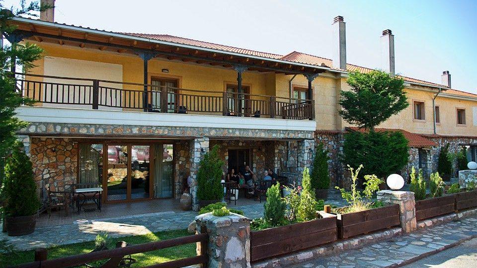 Aloni Hotel Spa Drama