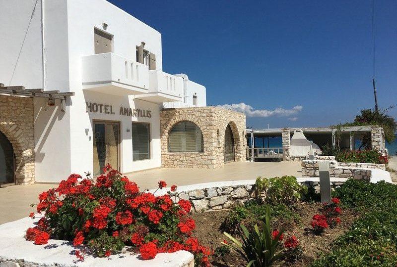 Amaryllis Beach Hotel Paros