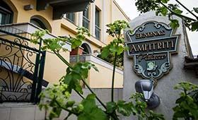 Amfitriti Palazzo (incl. auto)
