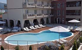 Ammos Bay Hotel (incl. auto)
