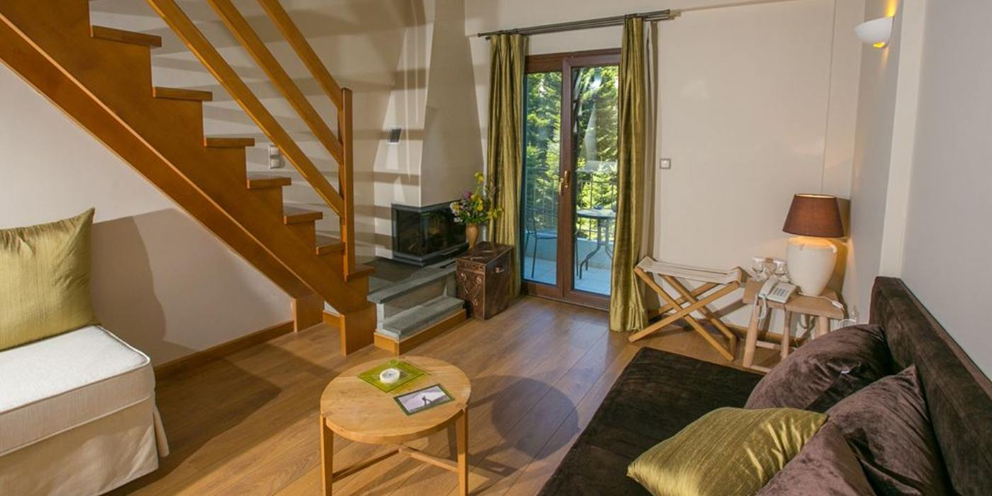 Anavasi Mountain Resort Ioannina