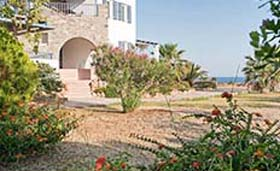 Anemes Hotel (incl. auto)