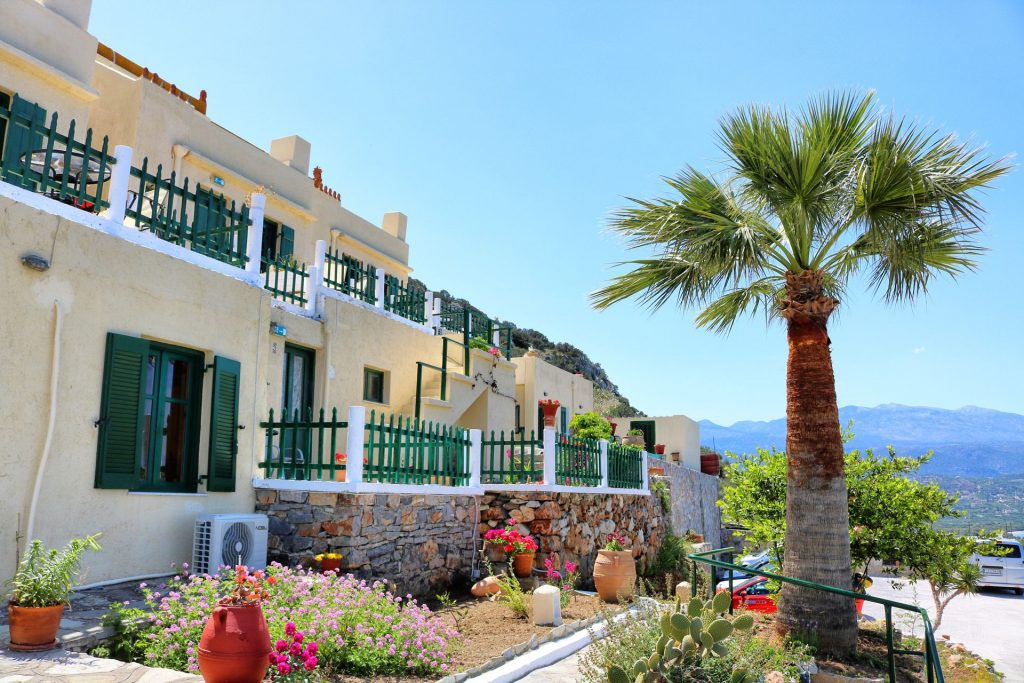 Anemone Seaside Traditional Homes Kreta