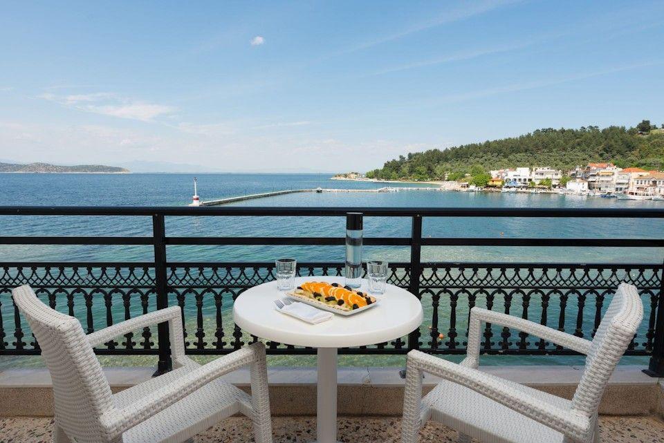 Angelica Hotel Thassos Macedonie