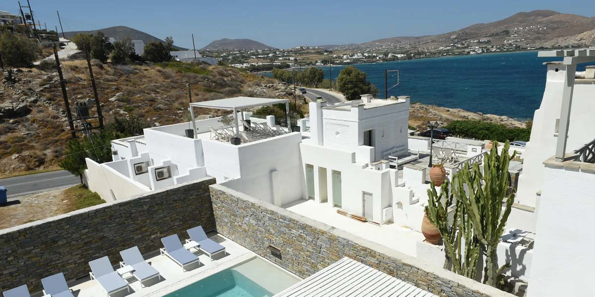 Anthos Apartments Paros