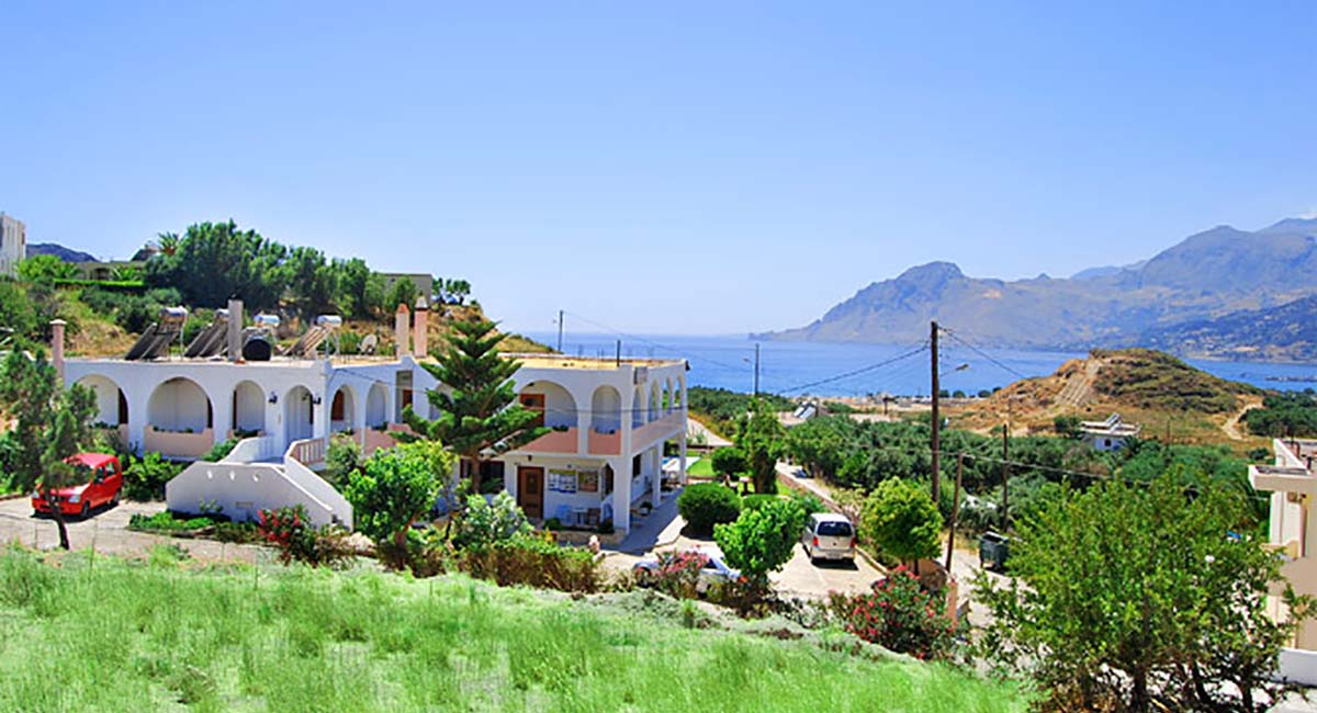 Anthos apartments Plakias Kreta