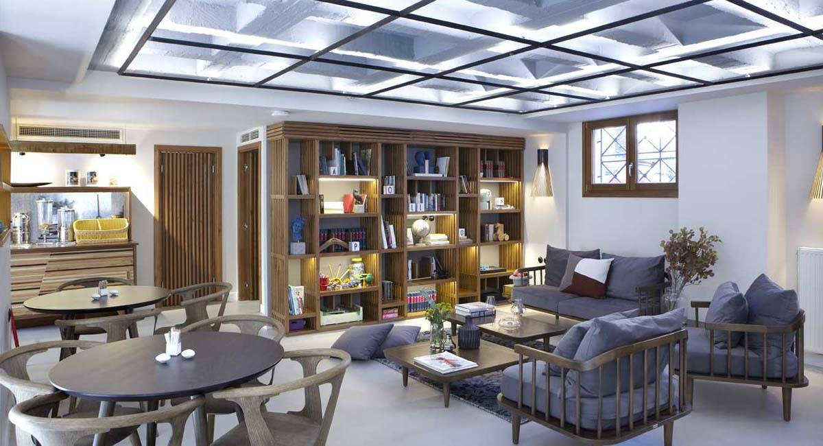 Apollon Library suites