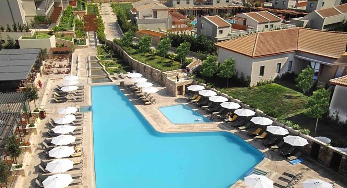 Apollonion Resort Spa Hotel
