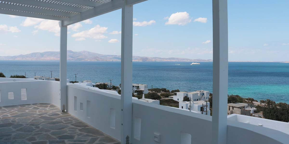 Apricot Sea Luxury Villas Naxos
