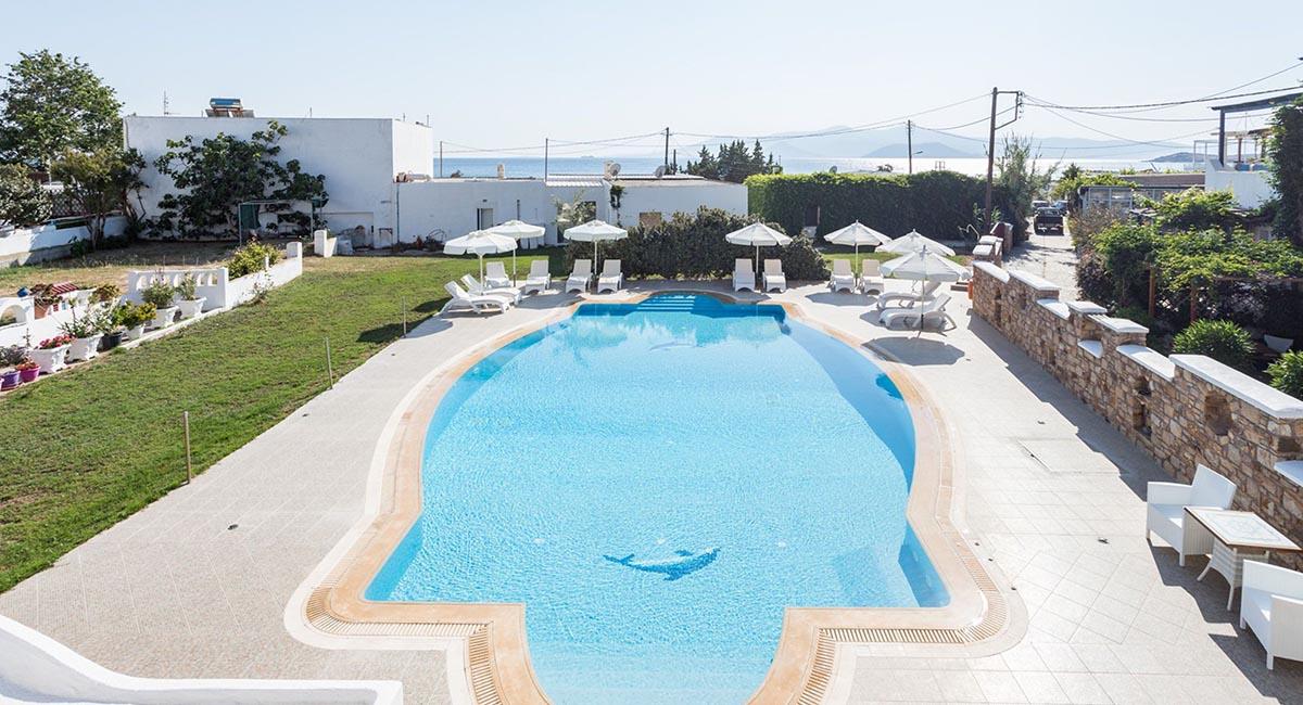 Ariadne Hotel Naxos