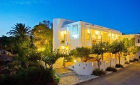 Aris Hotel (incl. auto)