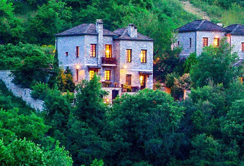 Aristi Mountain Epirus