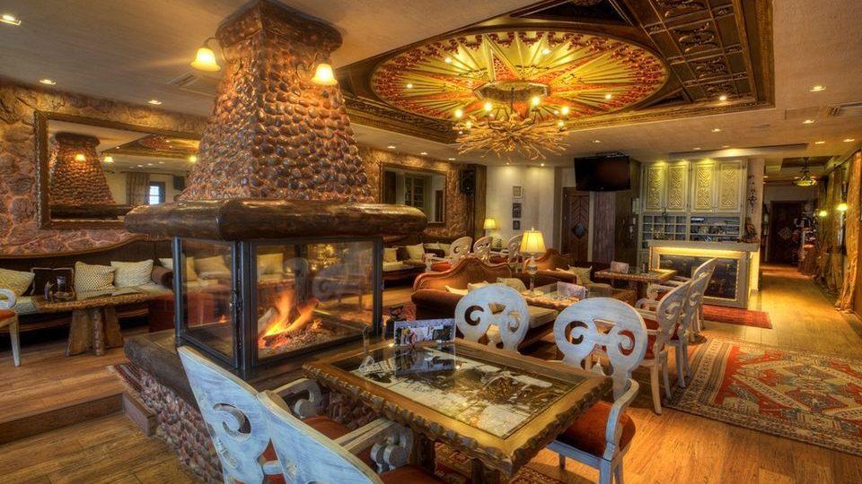 Aroma Dryos Eco Design Hotel Metsovo