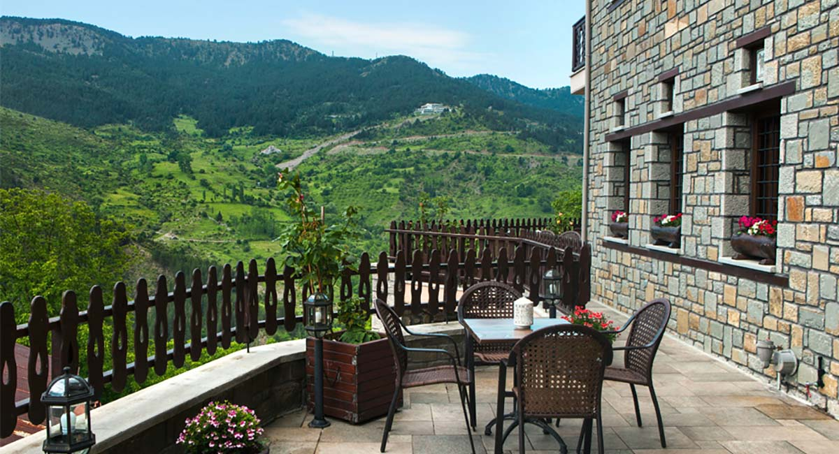 Aroma Dryos Eco Design Hotel