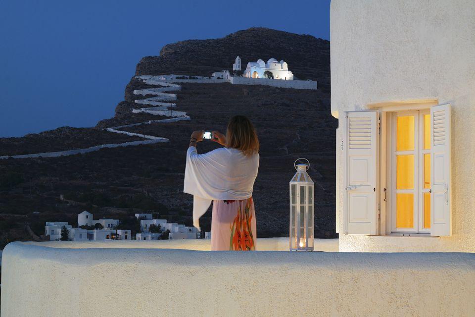 Aspalathras White Folegandros