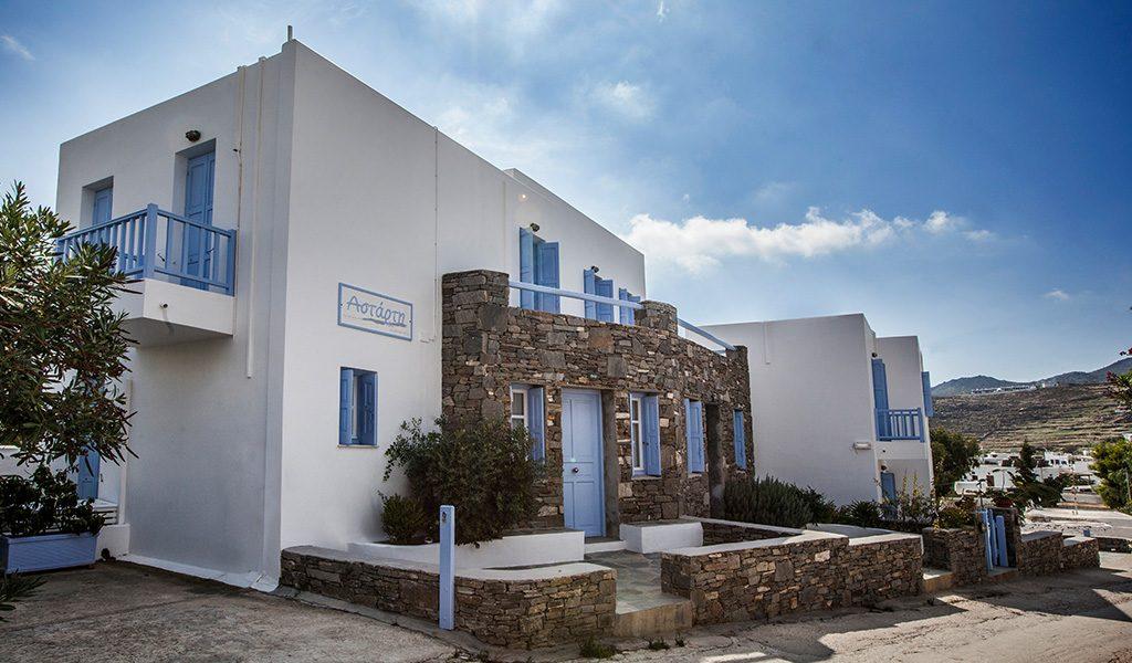 Astarti Serifos Cycladen