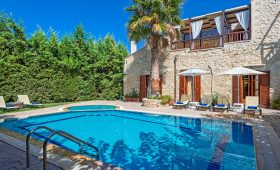 Asteri Amazing Villas (incl. auto)