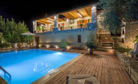 Asteri Amazing Villas (incl. auto)