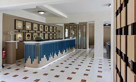 Asteria Hotel (incl. auto)