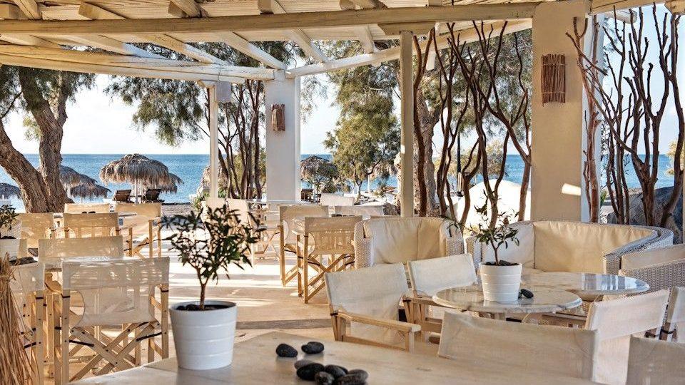 Atlantis Beach Villa Santorini