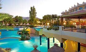 Atrium Palace Resort (incl. auto)