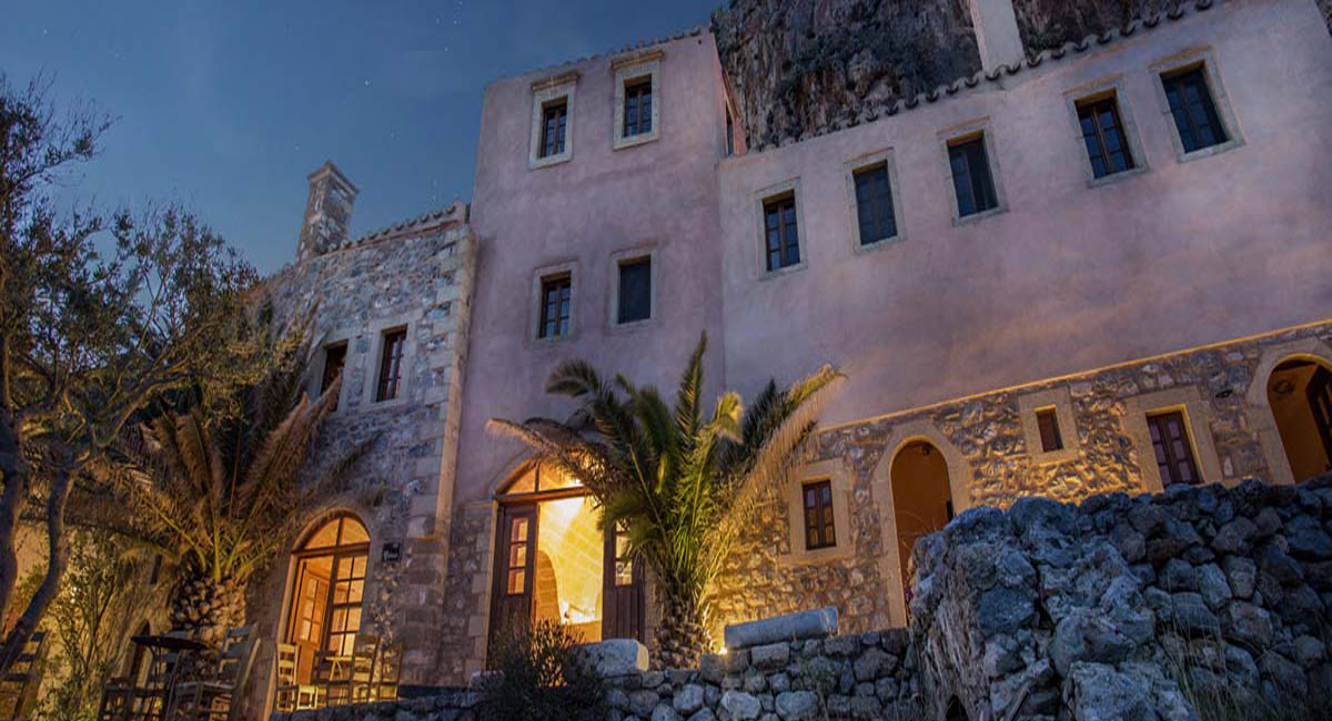 Bastione Malvasia Hotel