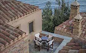 Bastione Malvasia Hotel (incl. auto)