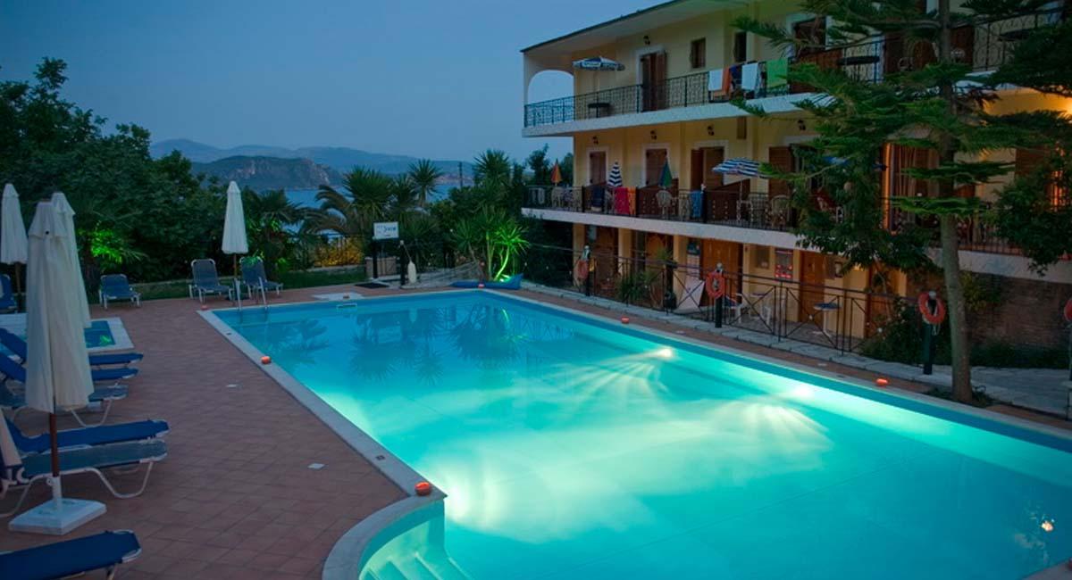 Bella Vista aparthotel